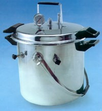 Portable Non-Electric Sterilizers